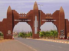 Porte aeroport bamako